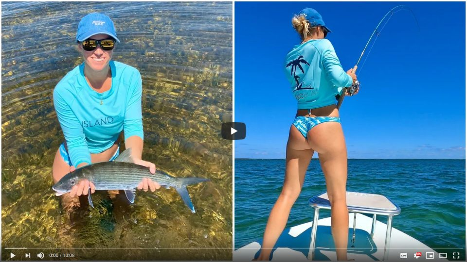 Florida FISHING – Flats fishing for Bonefish & Permit