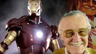 Stan Lee meets the Real Tony Starks at Legacy Effects